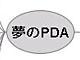 読者が望むPDAとは? 夢のPDAをマインドマップで公開