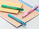 ボールペンの携帯性、独自クリップか軽量化か