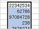 Excelで関数を使わずに合計値や平均値を求める