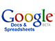Google Docs �� Spreadsheets��5�'̐V�@�\������