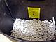 シュレッダーのゴミからエア梱包材をつくる