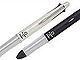 4色ボールペンとシャープペンが一緒に——多機能タイプの「ドクターグリップ」