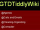 GTDTiddlyWikiで自分のタスクを管理する
