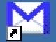 デスクトップ上のショートカットからメールを送る