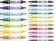 ゼブラのマッキーに紙用が登場──水性インクを採用