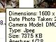 第22回「デジカメ画像のExif情報を消す方法」