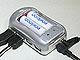 ワイヤレスマウスの電池を効率的に充電する