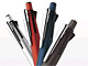 ゼブラ、4色ボールペンとシャープペンの多機能ペン「クリップ-オン マルチ2000」
