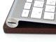 仕事耕具:ひざ上で快適タイピング 天然木製のキーボードトレイ