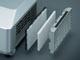 新開発フィルターで清掃回数が減少 日立の液晶プロジェクタ