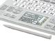 手書きパッドで4言語入力 シャープのビジネス電子辞書