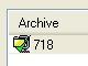 メール添付のZIPファイルを自動解凍する