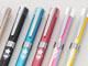 三菱鉛筆の「ジェットストリーム」、女性向けに0.5ミリの極細タイプ
