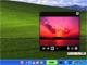 デスクトップで画像を共有 リコー「quanp」のスライドショーウィジェット