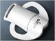仕事耕具:クリップにもなるリンゴ型USBメモリ