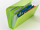 仕事耕具:通帳、カード、封筒を1つに キングジムのスキットマン収納ケース
