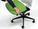 仕事耕具:コクヨ、背もたれ、座面、肘かけを自分で選べるオフィスチェア