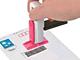 仕事耕具:プラス、折りたたみできる「ちょい押しケシポン」
