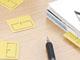 ナカバヤシが付せん代わりの「メモクリップ」 鉛筆で書き込めて折れにくい