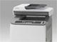 仕事耕具:「パスワードで印刷制限」を10万円で——リコーのA4カラーレーザー複合機