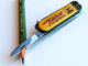 鉛筆を削るのにぴったり? トンボとビクトリノックスがコラボ