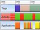 日々の時間の使い方を淡々と記録するソフト「ManicTime」