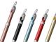 仕事耕具:プラチナ万年筆、本体が伸縮するミニサイズボールペン