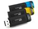 キングストン、「世界初」容量128GバイトのUSBメモリ