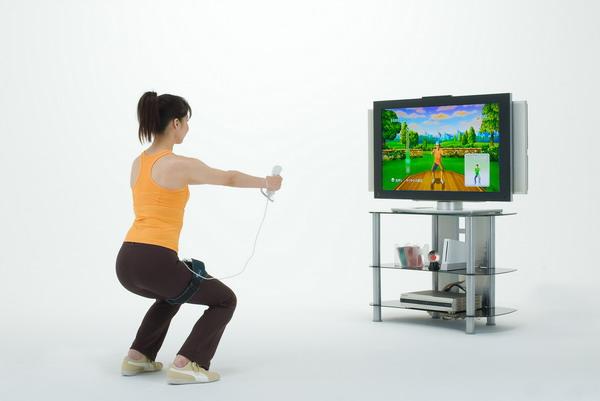三日坊主はもう終わり Wiiで1カ月継続できるトレーニング ...