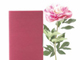 デザインフィルの「プロフェッショナルダイアリー 2010」、女性向けにピンクも登場