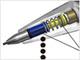 """耐""""芯""""構造で折れにくいシャープペン「オ・レーヌ」、プラチナ万年筆から"""