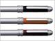 仕事耕具:本革素材の3機能マルチペン2種、プラチナ万年筆から