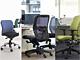 仕事耕具:プラスがオフィスチェア3シリーズ、PC作業を意識