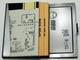 ツバメノートから名刺サイズの大学ノート 専用カバーも発売