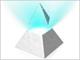 「quanp」ウィジェットにピラミッド型など新デザイン、Windows 7対応も