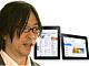 SugarSyncで「どこでもオフィス」——小山龍介氏がiPadでSugarSyncの使い方紹介
