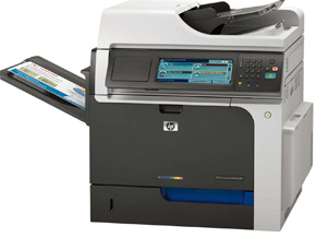 HP Color LaserJet Enterprise CM4540 MFP
