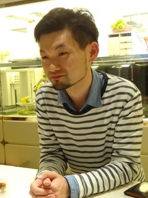 おかん代表・沢木恵太さん