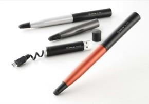 USBケーブル付タッチペン&ボールペン