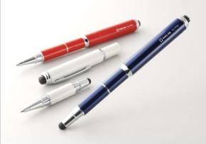 ぶるぶる機能付タッチペン&ボールペン