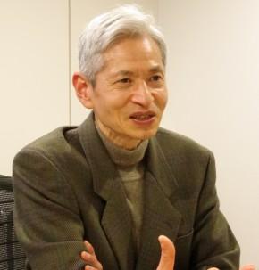 山崎信寿博士