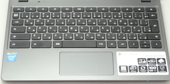 Chromebook C720�L�[�{�[�h��