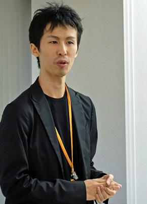 山田一也氏