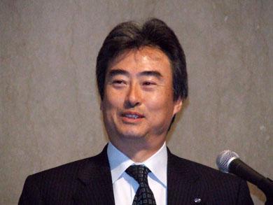 インテルの吉田和正代表取締役共同社長