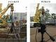 画像解析で杭の施工精度を向上、奥村組が実用化