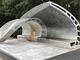 3Dプリンタで国内最大の幅7m構造物を製作、構造検討にトポロジー最適化で重量半減