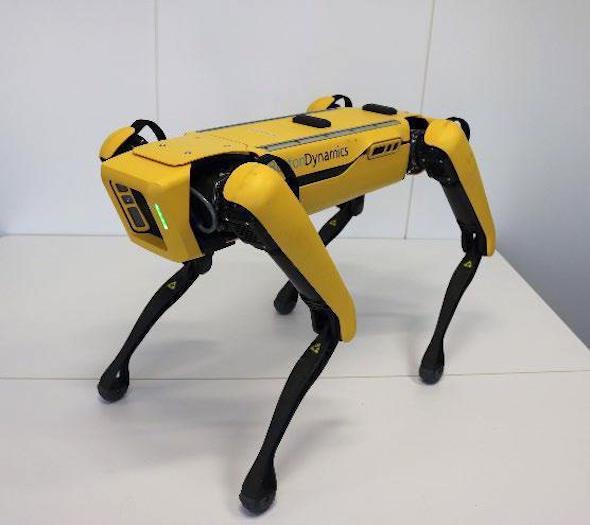 四足歩行型ロボット「Spot」
