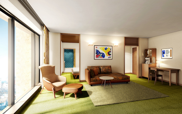 THE AOYAMA GRAND HOTELの客室イメージ