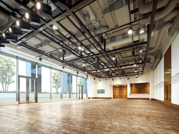 イベントスペース「AOYAMA GRAND HALL」イメージ