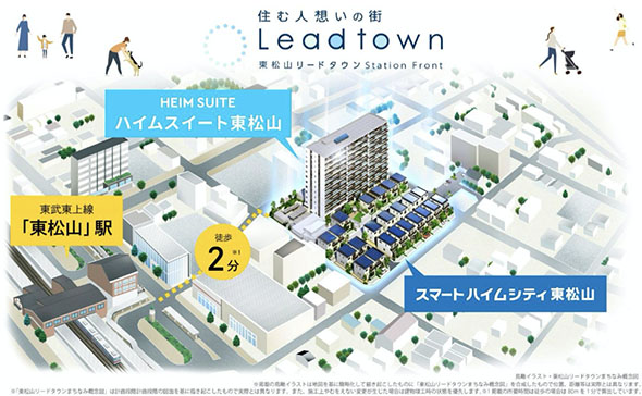 東松山リードタウン